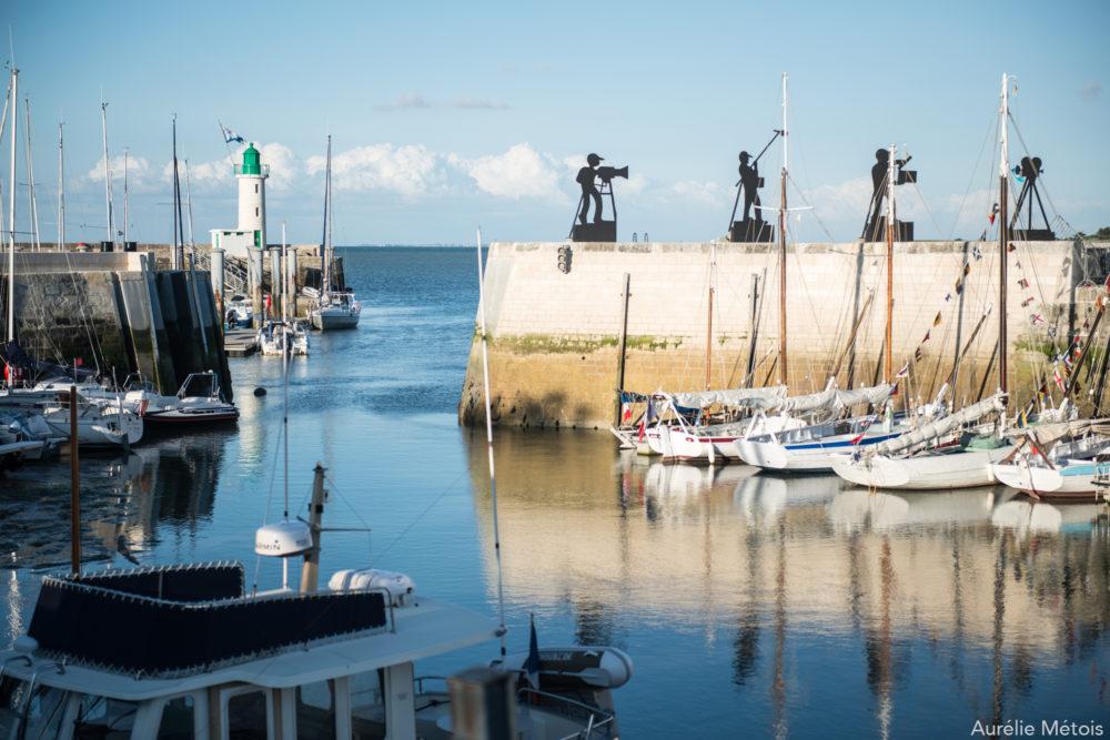 La Flotte en Ré - Ile de Ré - Port