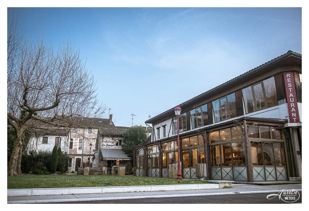 Restaurant - Marmande - Hiver
